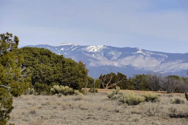 22 Via Oso Lot 2 (Black Mesa), Santa Fe, NM 87506 (MLS #202001760) :: The Desmond Hamilton Group