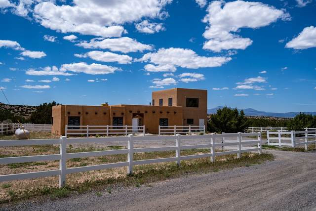17661 Us 84-285, Santa Fe, NM 87506 (MLS #202001762) :: The Desmond Hamilton Group