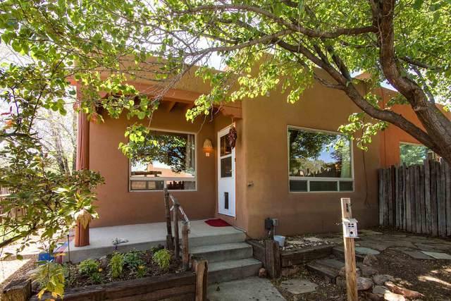 2367 Camino Capitan #1, Santa Fe, NM 87505 (MLS #202001783) :: The Desmond Hamilton Group