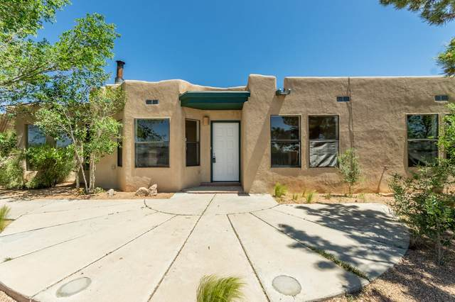 41 Aventura Rd, Santa Fe, NM 87508 (MLS #202001791) :: The Desmond Hamilton Group