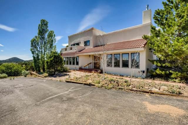 816C Old Las Vegas Hwy, Santa Fe, NM 87505 (MLS #202001799) :: The Desmond Hamilton Group