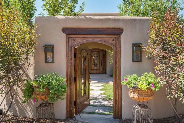 5 Grillo Loco Vii.1, Santa Fe, NM 87506 (MLS #202001824) :: The Desmond Hamilton Group