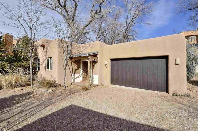 729 E Palace D, Santa Fe, NM 87501 (MLS #202001827) :: Berkshire Hathaway HomeServices Santa Fe Real Estate