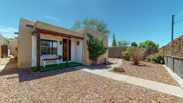 602 Franklin Units 1 & 2, Santa Fe, NM 87501 (MLS #202001851) :: The Very Best of Santa Fe