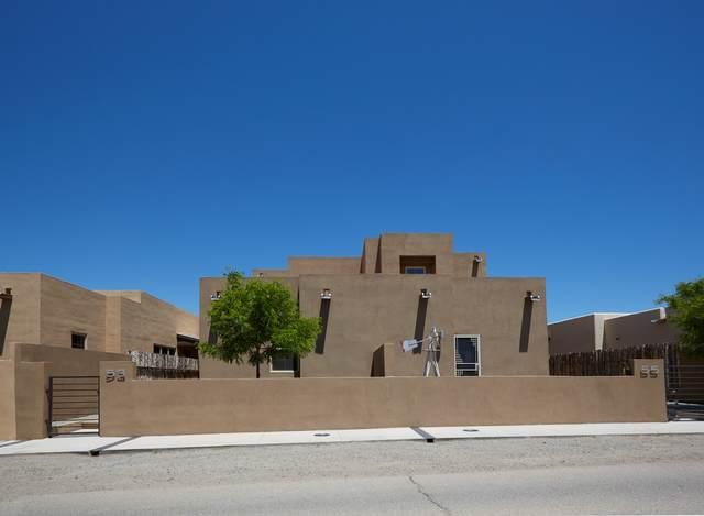 53 Oshara, Santa Fe, NM 87508 (MLS #202001861) :: The Very Best of Santa Fe