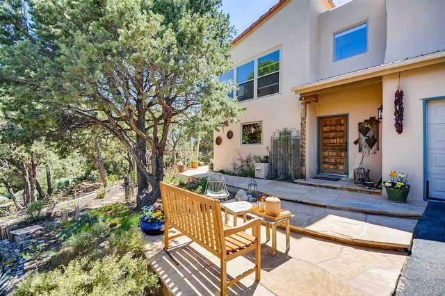 53 Cibola Circle, Santa Fe, NM 87505 (MLS #202001888) :: The Very Best of Santa Fe