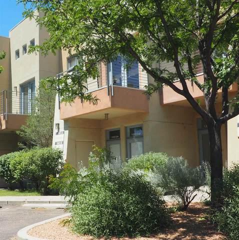 3600 Cerrillos Unit 1003 A&B, Santa Fe, NM 87507 (MLS #202001897) :: The Desmond Hamilton Group
