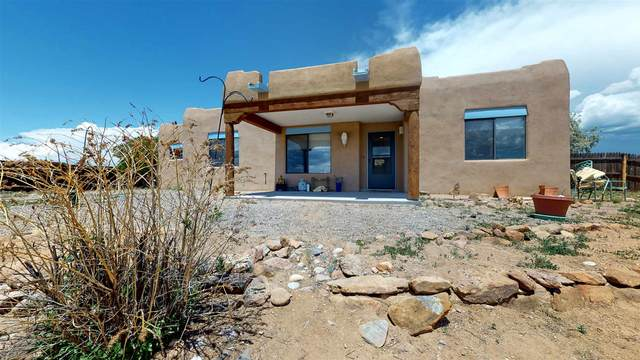 92 Monte Alto, Santa Fe, NM 87508 (MLS #202001911) :: The Desmond Hamilton Group