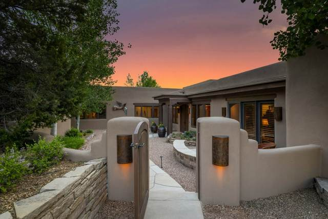 1032 Sierra Del Norte, Santa Fe, NM 87501 (MLS #202001917) :: The Desmond Hamilton Group