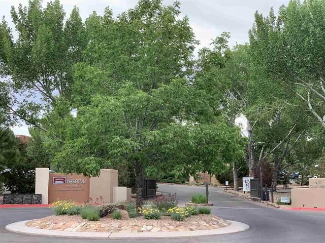 941 Calle Mejia #312, Santa Fe, NM 87501 (MLS #202001925) :: The Desmond Hamilton Group