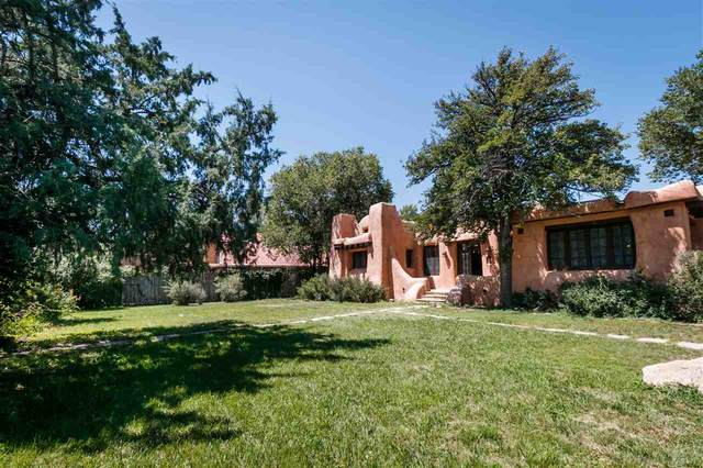 334 Garcia Street, Santa Fe, NM 87501 (MLS #202001926) :: Berkshire Hathaway HomeServices Santa Fe Real Estate