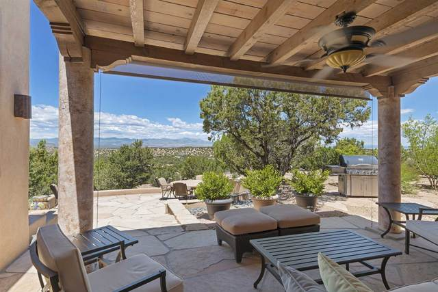 72 Estrellas De Tano, Santa Fe, NM 87506 (MLS #202001931) :: The Desmond Hamilton Group