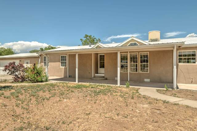 688 A Hwy 84/285, Hernandez, NM 87537 (MLS #202001933) :: Summit Group Real Estate Professionals