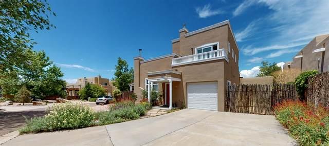 4217 Cactus Flower Lane, Santa Fe, NM 87507 (MLS #202001961) :: The Desmond Hamilton Group
