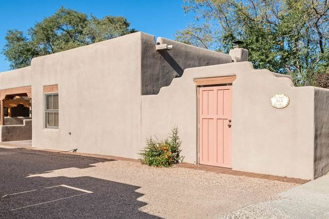 415 Griffin C, Santa Fe, NM 87501 (MLS #202001962) :: Berkshire Hathaway HomeServices Santa Fe Real Estate