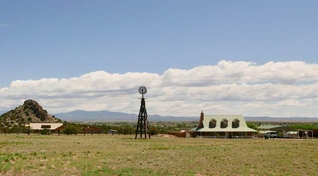 39 Rancho Alegre, Santa Fe, NM 87501 (MLS #202001971) :: The Very Best of Santa Fe