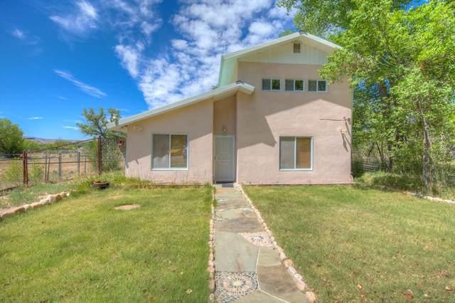 333 County Road 84, Santa Fe, NM 87506 (MLS #202001986) :: The Desmond Hamilton Group