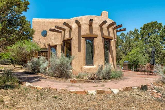 299 Apache Ridge, Santa Fe, NM 87505 (MLS #202001988) :: The Desmond Hamilton Group