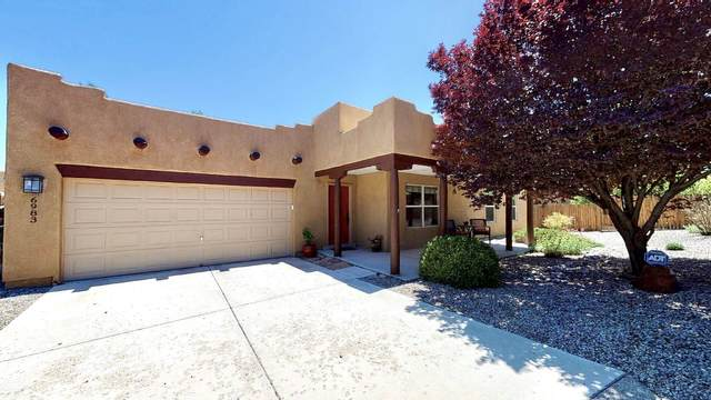 6983 Golden Mesa, Santa Fe, NM 87507 (MLS #202001990) :: The Desmond Hamilton Group
