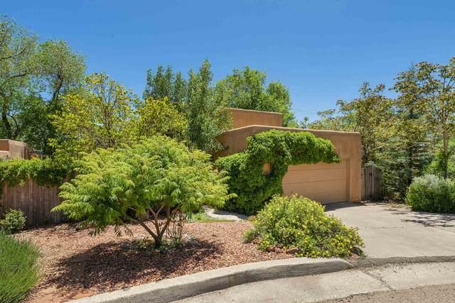 1322 Cibola Circle, Santa Fe, NM 87501 (MLS #202001997) :: The Desmond Hamilton Group