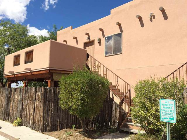 3300 Rufina St L-44, Santa Fe, NM 87507 (MLS #202002021) :: The Desmond Hamilton Group