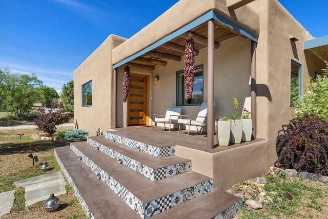 1103 Barcelona Lane, Santa Fe, NM 87505 (MLS #202002023) :: Berkshire Hathaway HomeServices Santa Fe Real Estate