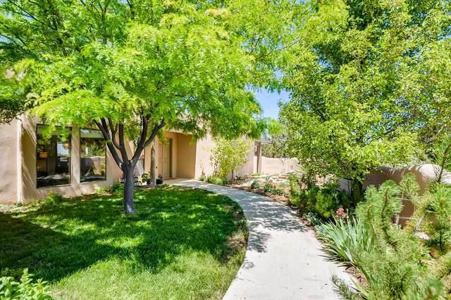 88 Verano Loop, Santa Fe, NM 87508 (MLS #202002063) :: The Desmond Hamilton Group