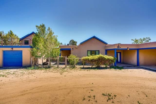 270 Apache Ridge Road, Santa Fe, NM 87505 (MLS #202002127) :: The Very Best of Santa Fe