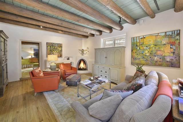 5 Cerro Gordo Rd, Santa Fe, NM 87501 (MLS #202002161) :: The Very Best of Santa Fe