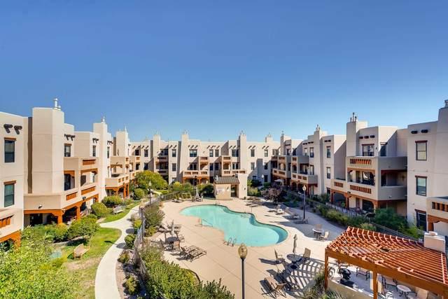1405 Vegas Verdes #249 A, Santa Fe, NM 87507 (MLS #202002168) :: The Desmond Hamilton Group