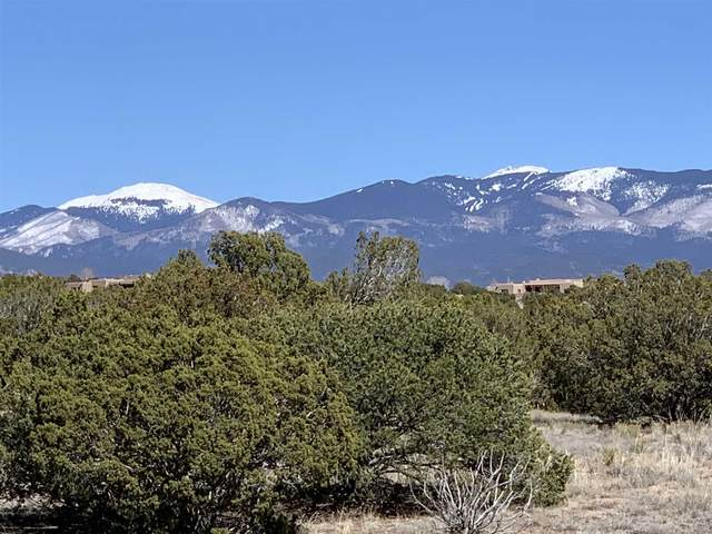 4 E Calle Ventoso Lot #802, Santa Fe, NM 87506 (MLS #202002169) :: The Desmond Hamilton Group