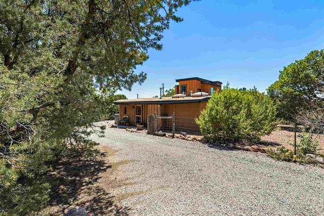 23 Cielo Cumbre, Santa Fe, NM 87505 (MLS #202002184) :: The Desmond Hamilton Group
