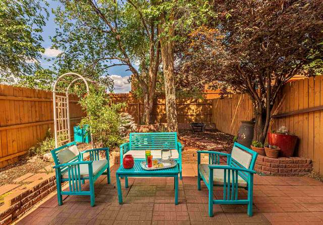1516 Avenida De Las Americas, Santa Fe, NM 87507 (MLS #202002189) :: The Desmond Hamilton Group