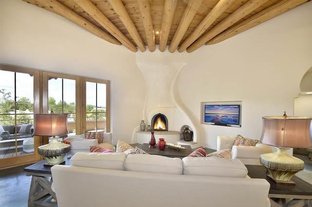 5 Calle Siete Casas, Santa Fe, NM 87507 (MLS #202002201) :: The Desmond Hamilton Group