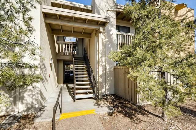 941 Calle Mejia, 1615, Santa Fe, NM 87501 (MLS #202002208) :: The Desmond Hamilton Group