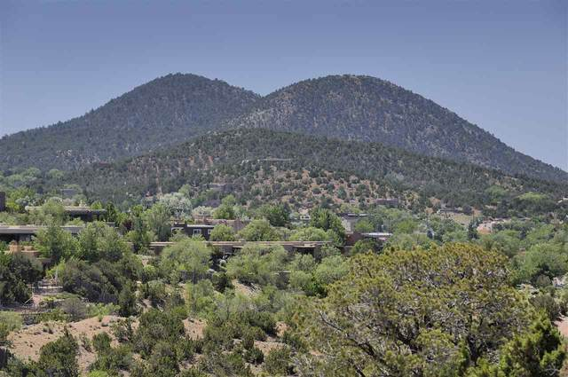 805 La Vereda Este, Lot 90, Santa Fe, NM 87501 (MLS #202002254) :: The Very Best of Santa Fe