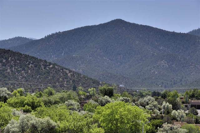 849 Vista Catedral, Lot 97, Santa Fe, NM 87501 (MLS #202002258) :: The Very Best of Santa Fe