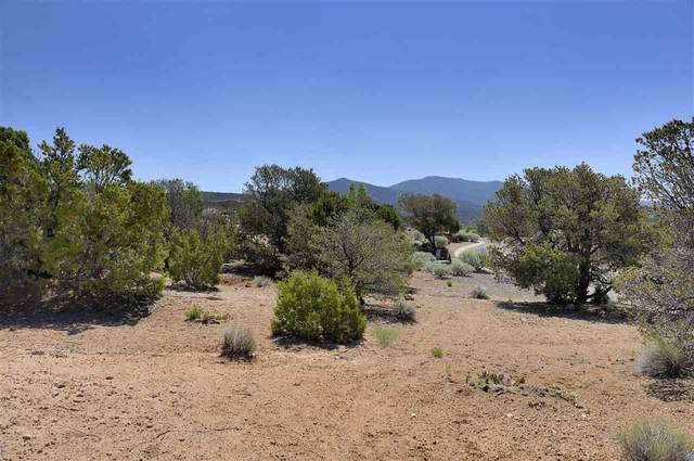 837 Vista Catedral, Lot 100, Santa Fe, NM 87501 (MLS #202002259) :: The Very Best of Santa Fe