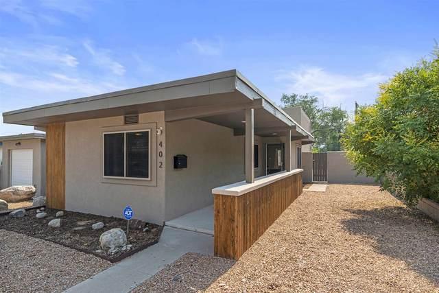 402 Washington Street Ne, Albuquerque, NM 87108 (MLS #202002267) :: The Desmond Hamilton Group