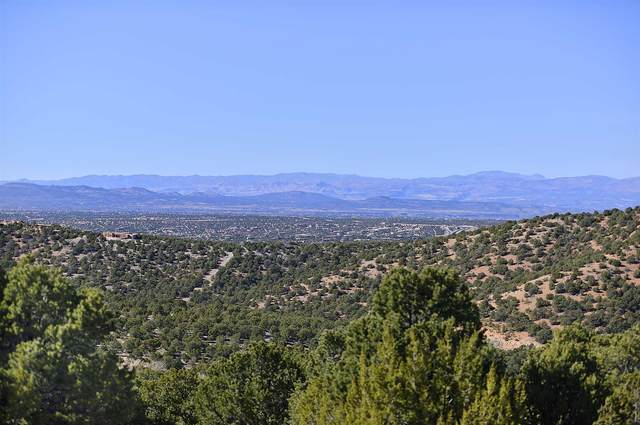 1071 S Summit Ridge Lot 6, Santa Fe, NM 87501 (MLS #202002273) :: Summit Group Real Estate Professionals