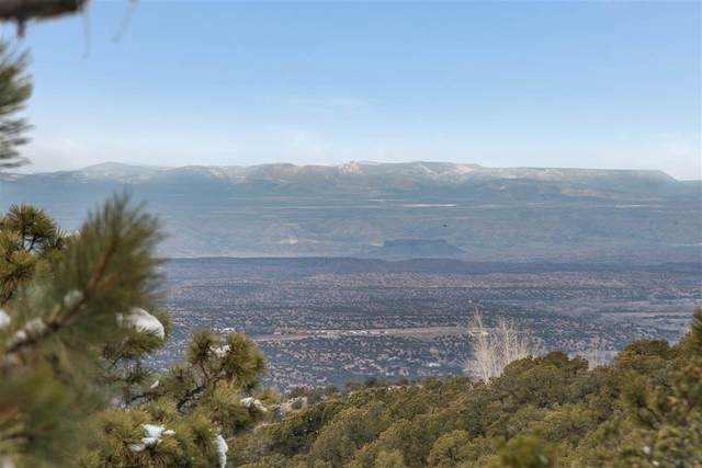 1117 S Summit Ridge Lot 30A, Santa Fe, NM 87501 (MLS #202002276) :: The Very Best of Santa Fe