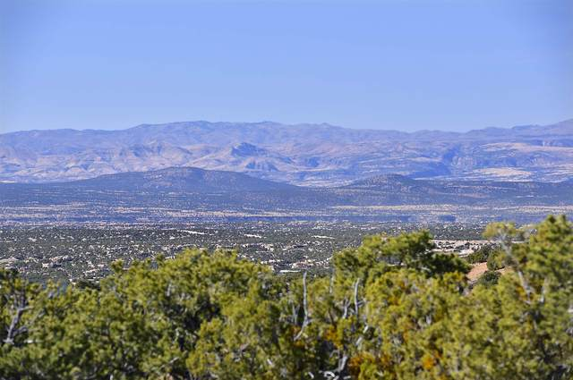 1083 S Summit Ridge Lot 3, Santa Fe, NM 87501 (MLS #202002278) :: The Very Best of Santa Fe