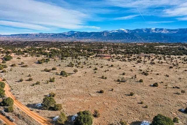 19 Lobo De Tano, Santa Fe, NM 87506 (MLS #202002293) :: The Very Best of Santa Fe