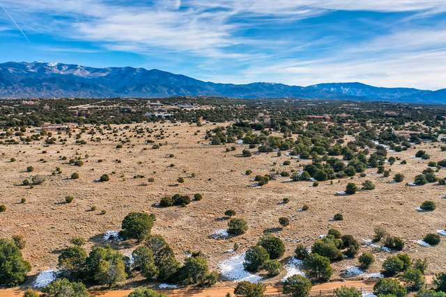 27 Lobo De Tano, Santa Fe, NM 87506 (MLS #202002294) :: The Desmond Hamilton Group