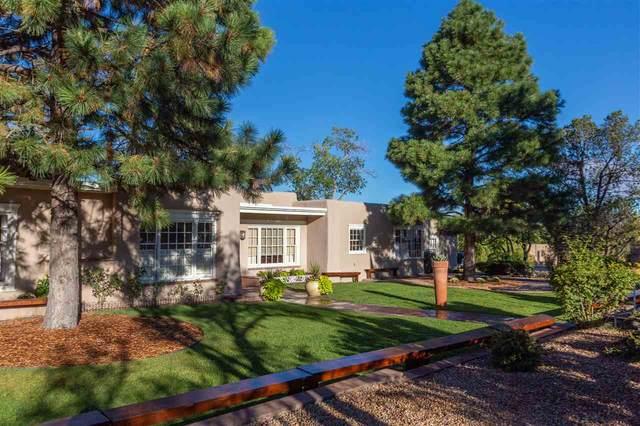 1200 Madrid Road, Santa Fe, NM 87505 (MLS #202002300) :: Berkshire Hathaway HomeServices Santa Fe Real Estate