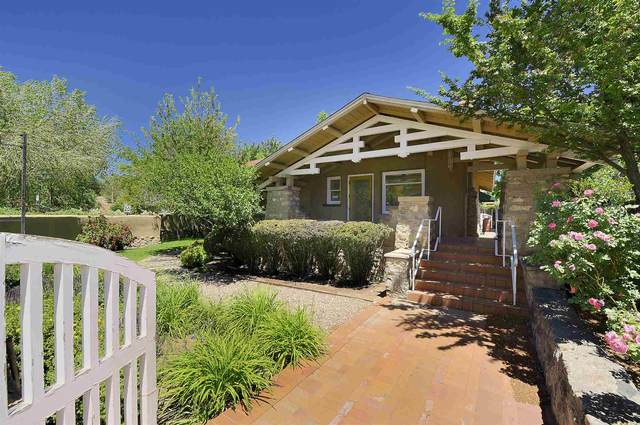 205 Delgado Street Res, Santa Fe, NM 87501 (MLS #202002303) :: The Desmond Hamilton Group