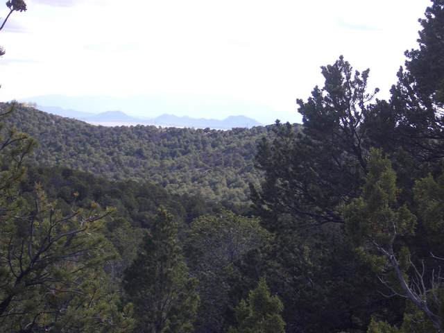 Lot 88 Cerros Colorados, Santa Fe, NM 87501 (MLS #202002309) :: The Very Best of Santa Fe