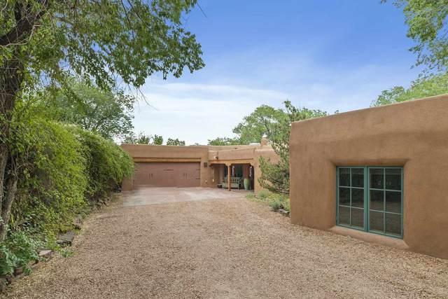 500 Camino Sin Nombre, Santa Fe, NM 87505 (MLS #202002318) :: The Desmond Hamilton Group