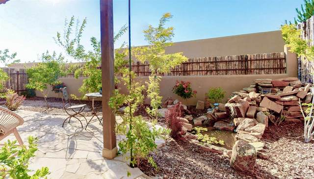 3146 Viale Tresana, Santa Fe, NM 87505 (MLS #202002333) :: The Desmond Hamilton Group