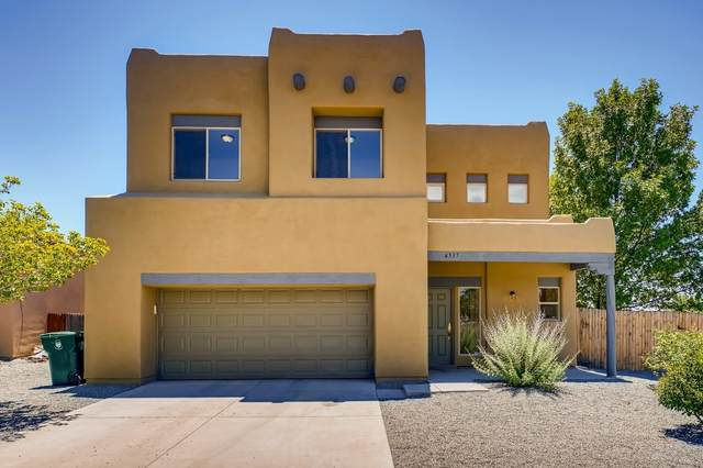 4337 Jaguar Loop, Santa Fe, NM 87507 (MLS #202002351) :: The Desmond Hamilton Group